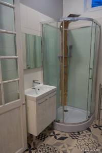 Salle d'eau - [Location Langoiran Bordaux Ligassonne]